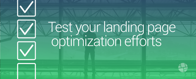 Landing Page Optimization Checklist