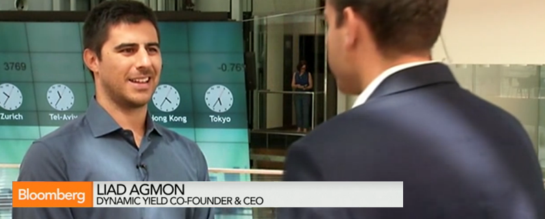 Liad Agmon Talks to Bloomberg News About the Future of Marketing