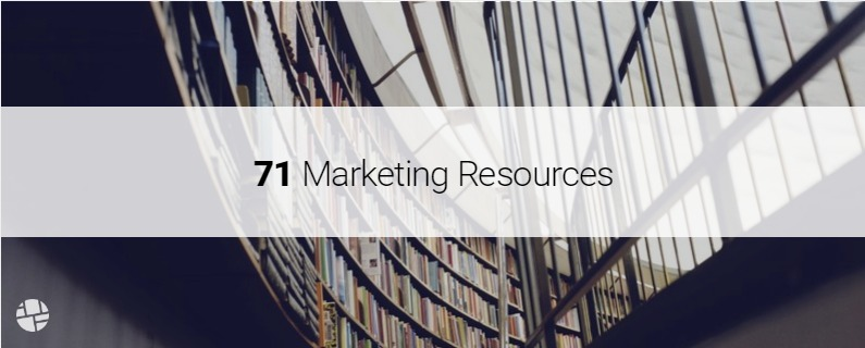 71 Digital Marketing Resources on Growth, Retention, Optimization and Analytics