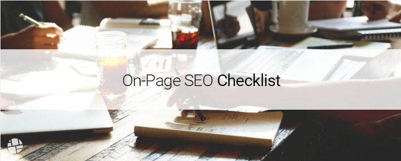 40 Step On-Page SEO Checklist