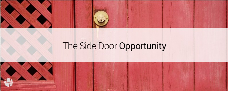 Publishers: Learn How to Cultivate and Grow Your Side Door Traffic