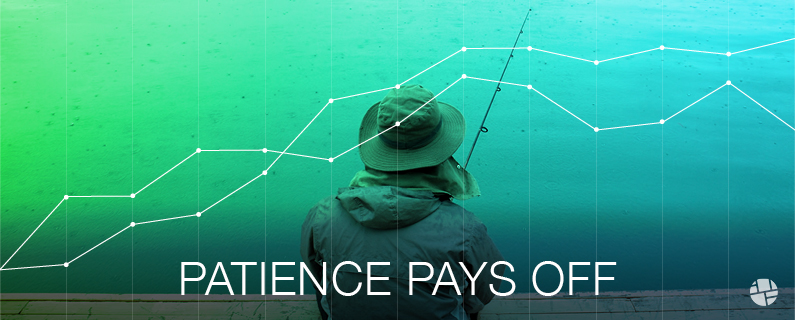 Patience: the Holy Grail of Optimization Success