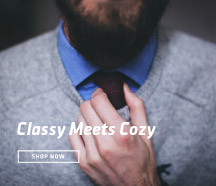 Classy Meets Cozy