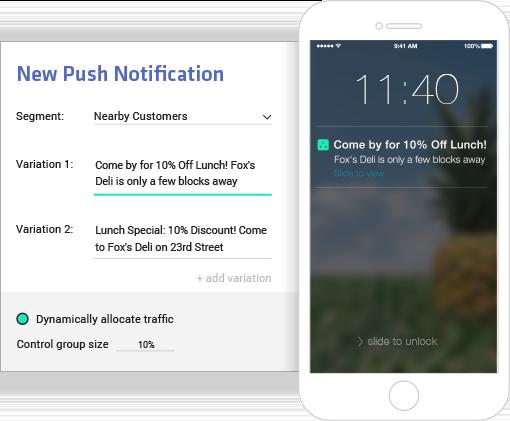Mobile App Messaging