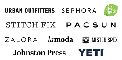 Trusted by Companies such as