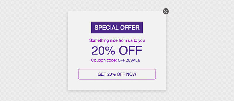 Coupon-Notifications