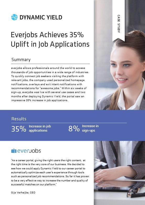 Everjobs Case Study