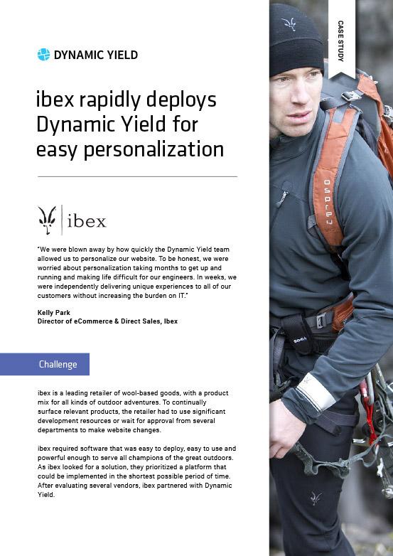 ibex Case Study