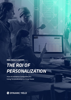 The ROI of Personalization