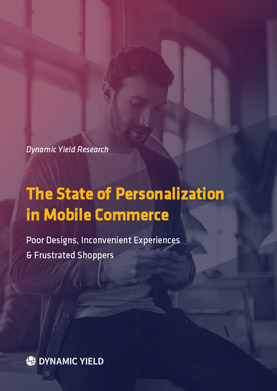 The State of Personalization in Mobile Commerce