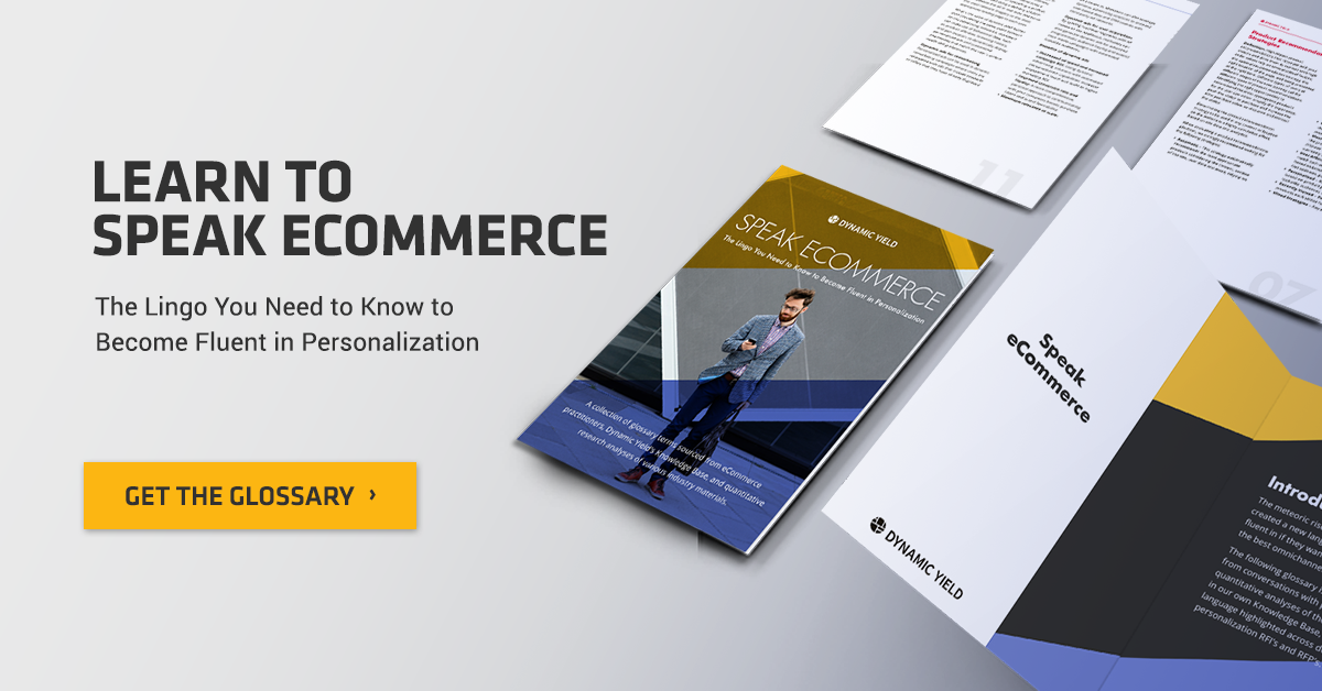 Learn to Speak eCommerce