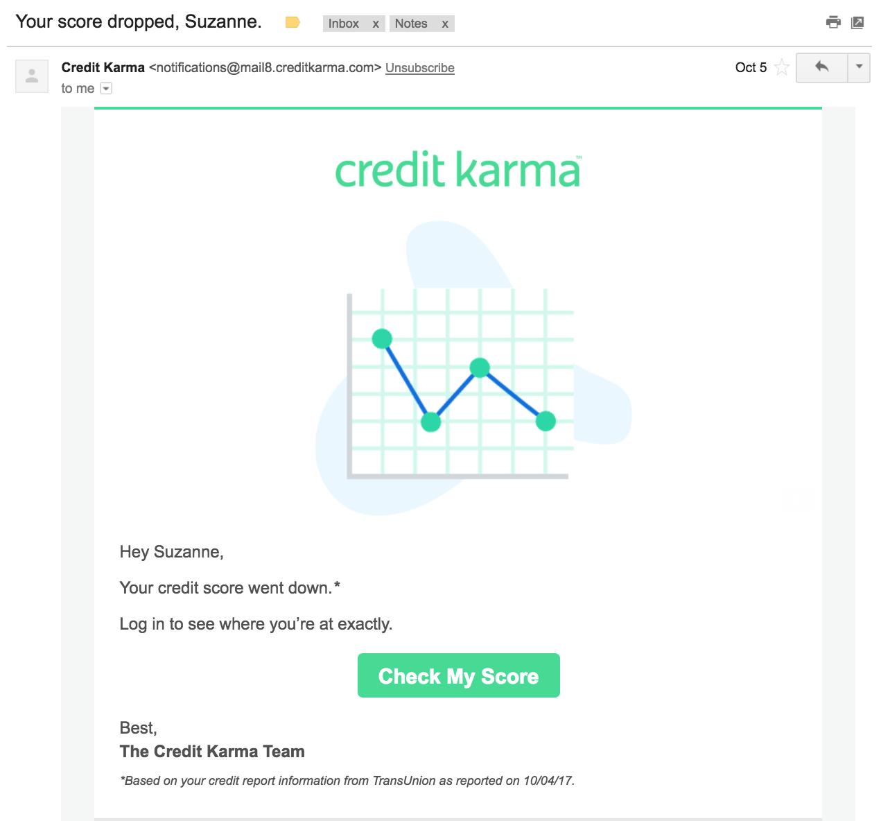 Email_Credit Karma2
