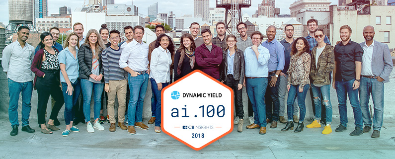 Dynamic Yield Named a Top AI Company By CB Insights