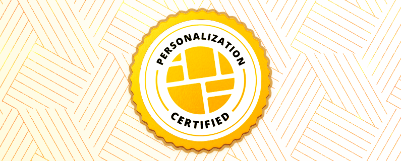 Introducing: Dynamic Yield's Personalization Certification Program