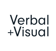 Verbal + Visual