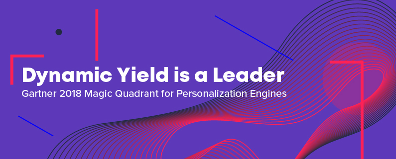Dynamic Yield Named a Leader in Gartner Magic Quadrant for Personalization Engines