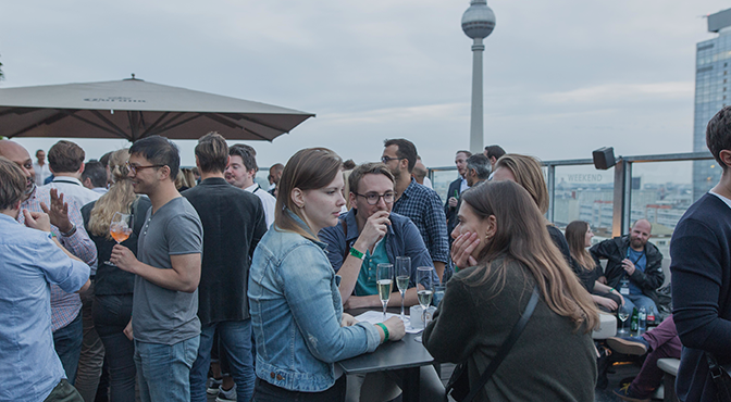 Personalization Pioneers Summit - Berlin, 2017