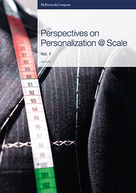 Perspectives on Personalization at Scale