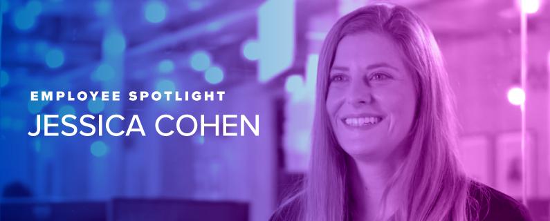 Employee Spotlight: Jessica Cohen