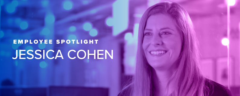 Getting to know Jessica Cohen, Support Team Lead