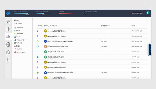 Dynamic Yield and SendGrid integration screenshot 0
