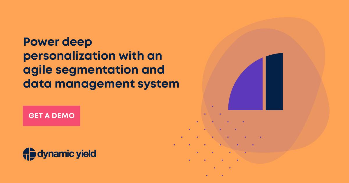 Predictive Customer Segmentation Solution Dynamic Yield