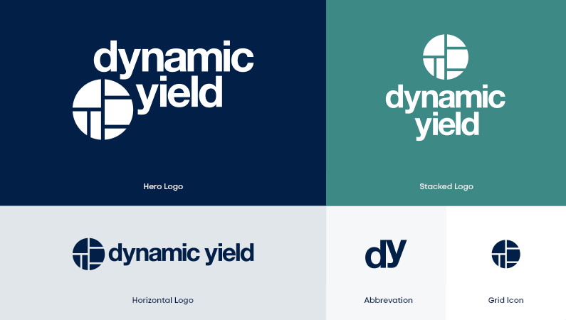 The Dynamic Yield Brandmark