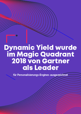 GARTNER 2018 MAGIC QUADRANT FÜR PERSONALISIERUNGS-ENGINES