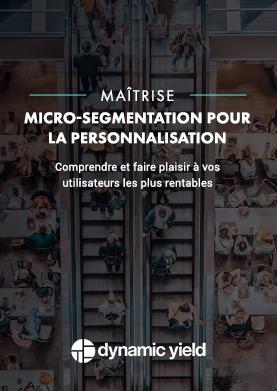 Maîtriser la micro-segmentation pour la personnalisation