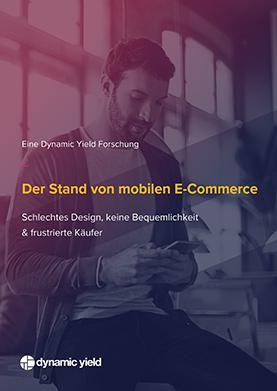 Der Personalisierungsstand im mobilen Handel