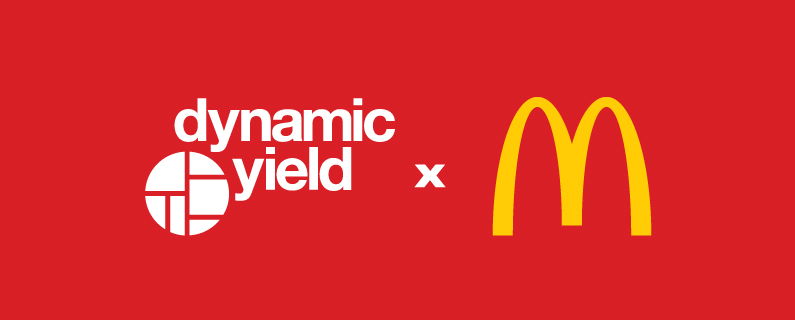 Dynamic Yield to Join the McDonald's Family