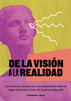 Vision to reality book mockup
