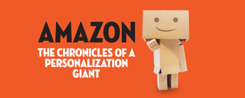 The only book about Amazon's personalization secrets
