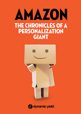 Amazon: The Chronicles of a Personalization Giant