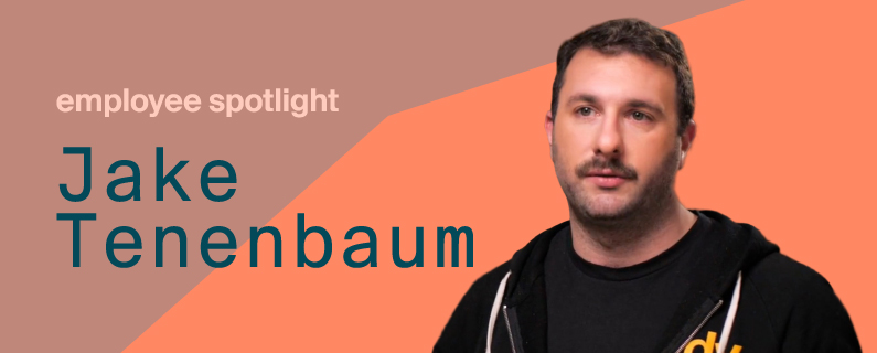 A day in the life of Jake Tenenbaum, Senior Customer Success Manager