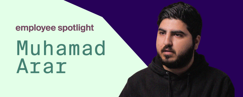 Unpacking the life of a web developer with Muhamad Arar