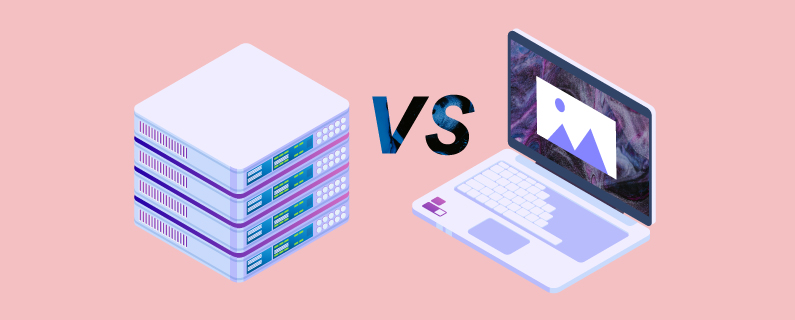 Client-side vs server-side A/B testing and personalization
