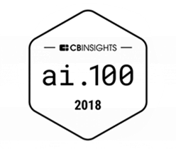 Selected as one of the top 100 AI companies in the world
