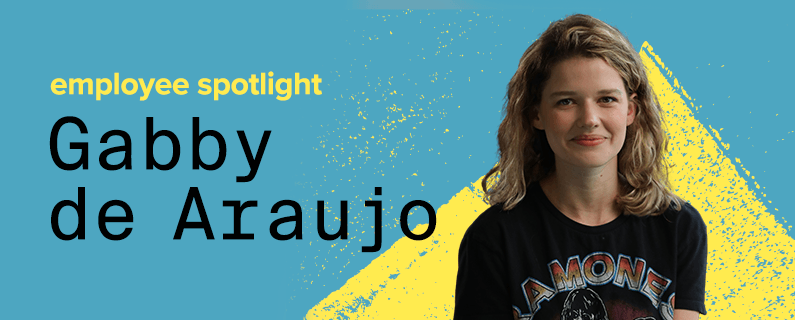 Tracking Gabby de Araujo's path to product marketing at Dynamic Yield