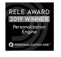 Rele Award for Peronalization Engines in 2019