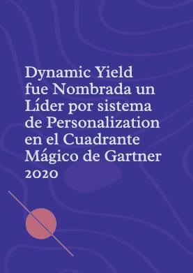Cuadrante Mágico de Gartner 2020 como Motor de Personalización