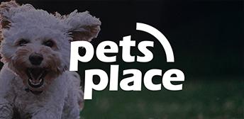 Pets Place logo header