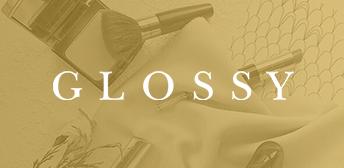Luisaviaroma Glossy feature